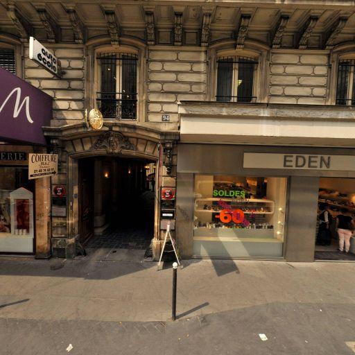 Les Cercles de la Forme Saint-Lazare - Restauration rapide - Paris