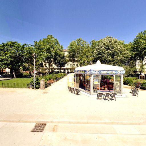 Place Jean-Jaurès - Attraction touristique - Saint-Étienne