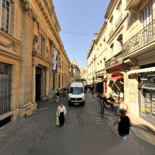 Tour Philippe-le-Bon - Sites et circuits de tourisme - Dijon