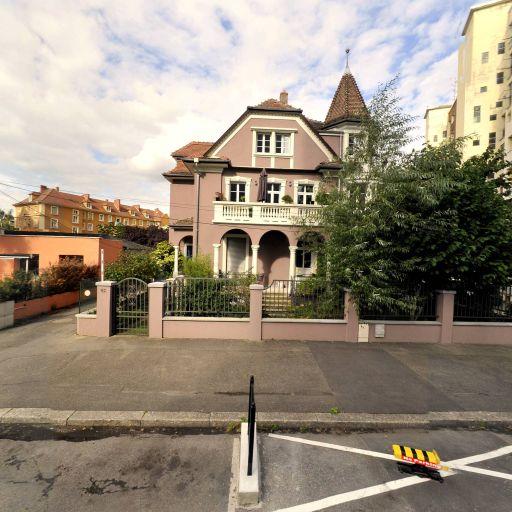 Parking Nordfeld - Parking public - Mulhouse