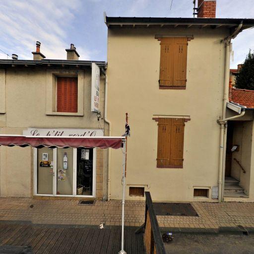 Aliu Gaëtan - Café bar - Chamalières