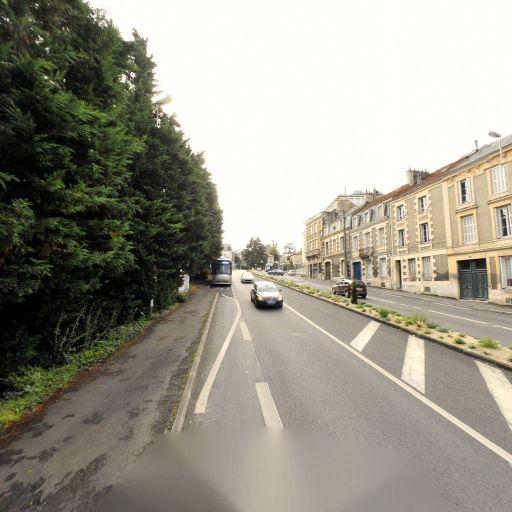 Parking Voie André Malraux - Parking - Poitiers