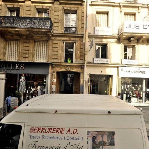 Frontapp - Conseil, services et maintenance informatique - Paris
