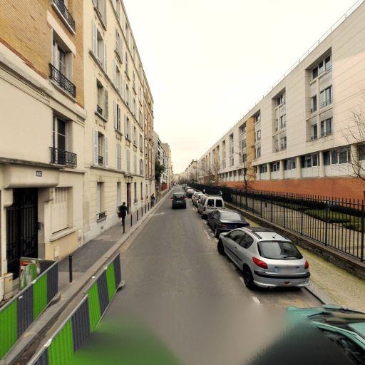 Station Vélib' Pierre Larousse - Raymond Losserand - Vélos en libre-service - Paris