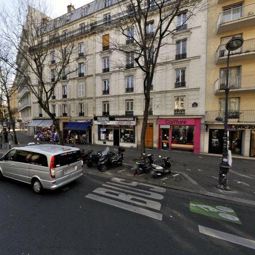 Morbidoni Antoine - Coursiers - Paris