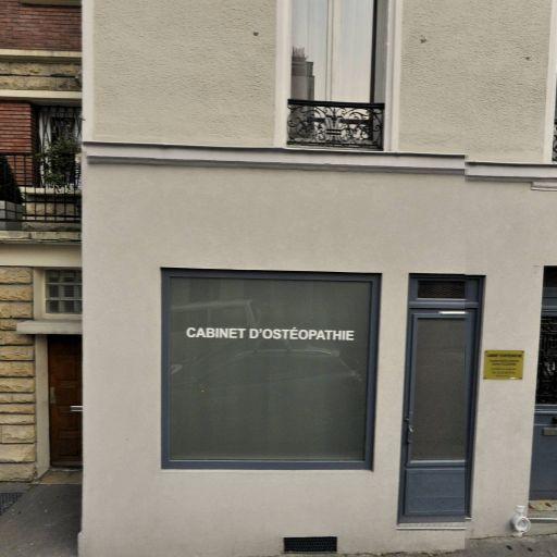 Chrabaszcz Noémie - Psychomotricien - Paris