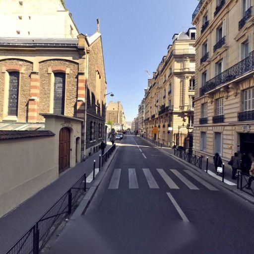 Collège privé Gerson - Lycée d'enseignement général et technologique privé - Paris