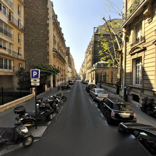 Dudnikova Elisa - Photographe de portraits - Paris
