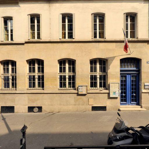 E.P.PU BOISSIERE 56 rue Boissière - École primaire publique - Paris