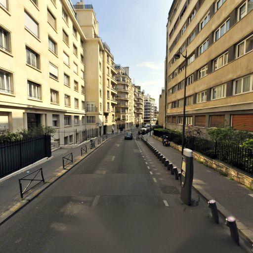 Station Vélib' Raffet - Montmorency - Vélos en libre-service - Paris