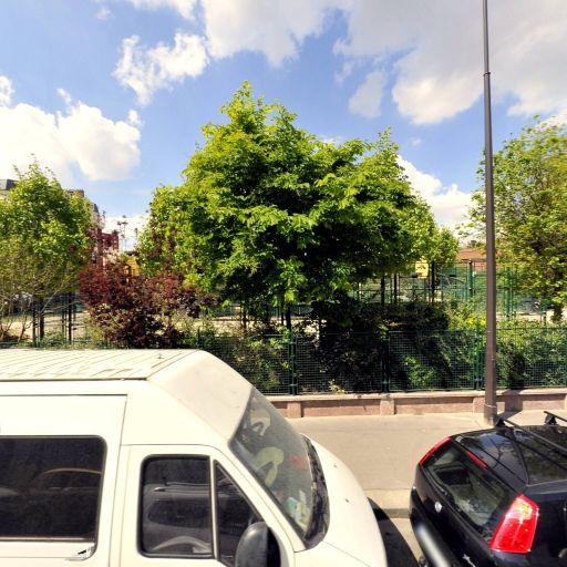 Square Ernest Gouin - Infrastructure sports et loisirs - Paris