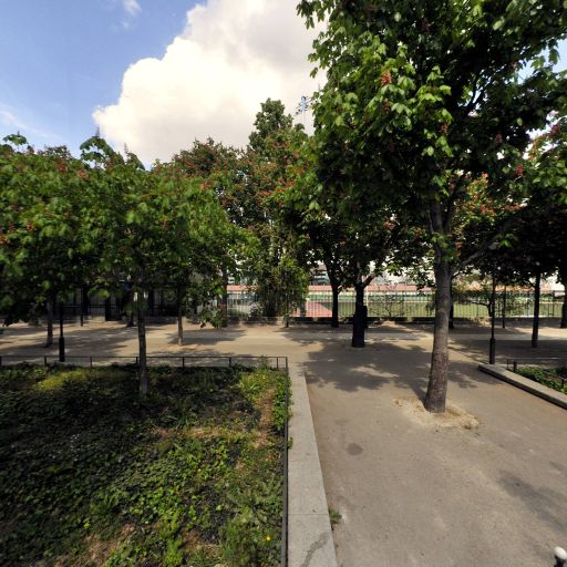 Square Andre Brechet - Parc, jardin à visiter - Paris