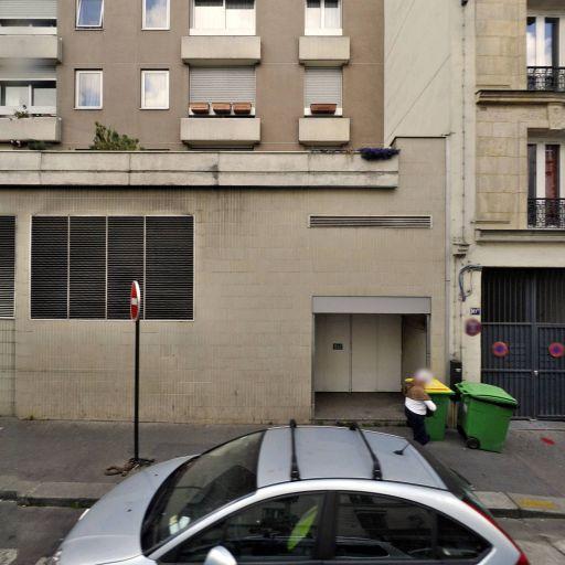 Boufelja Badsi - Travaux publics - Paris