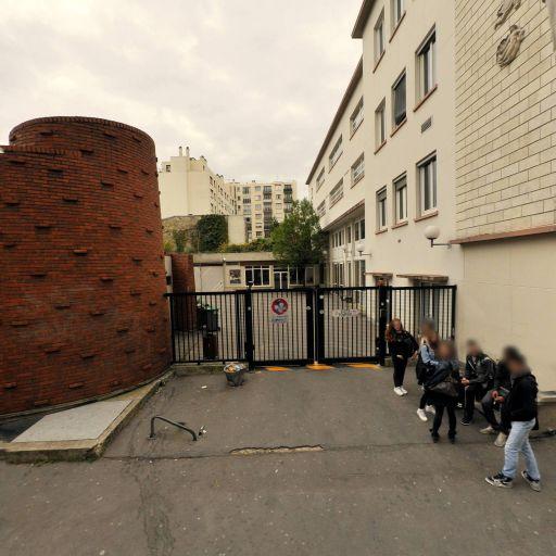 Section d'enseignement professionnel du lycée Léonard de Vinci - Lycée - Paris
