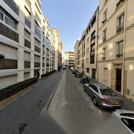 Brunet Annabelle - Photographe de portraits - Paris