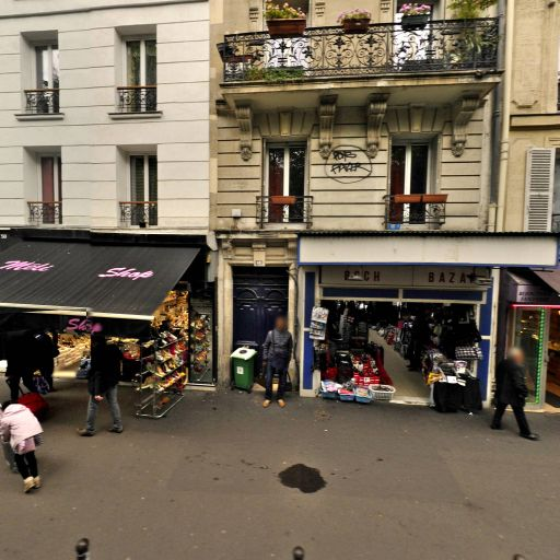 Brite Rébecca - Conseil en organisation et gestion - Paris