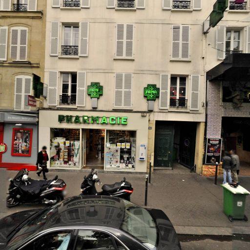 Pharmacie Pigalle - Pharmacie - Paris