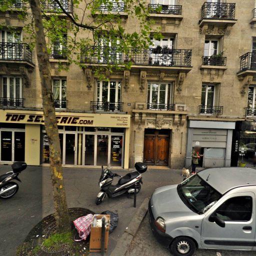 Andre Laurent - Infirmier - Paris