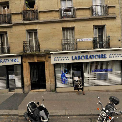 Laboratoire Lcd Vauvenargues SELAS - Laboratoire d'analyse de biologie médicale - Paris