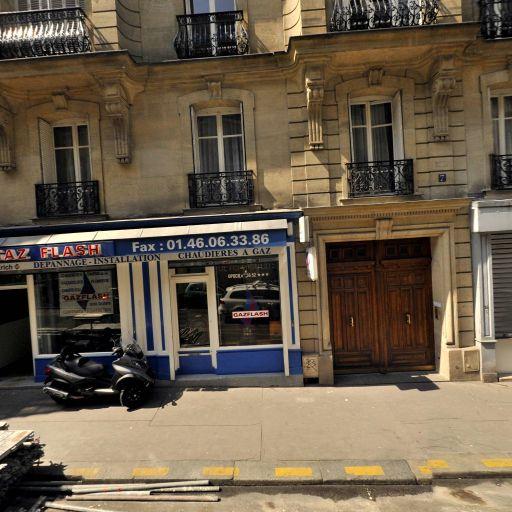 Gaz Flash - Dépannage de chauffage - Paris