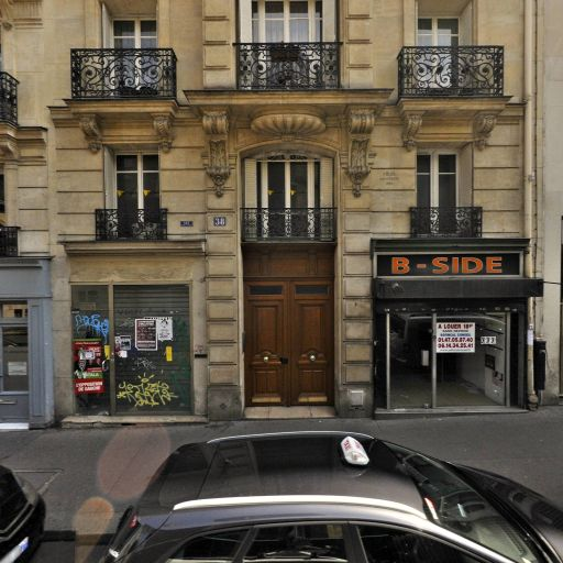 B.side - Disquaire - Paris