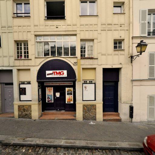 Théatre Montmartre Galabru - Agent artistiques et littéraire - Paris