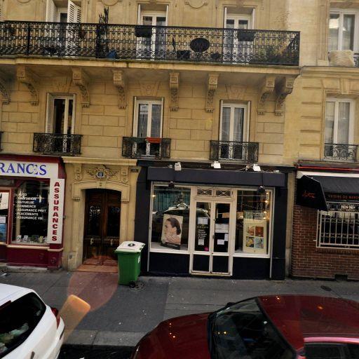 Allemand-mostefai Gabrielle - Interprète - Paris