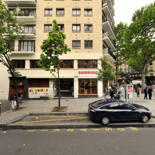 Beizaei Nader - Interprète - Paris