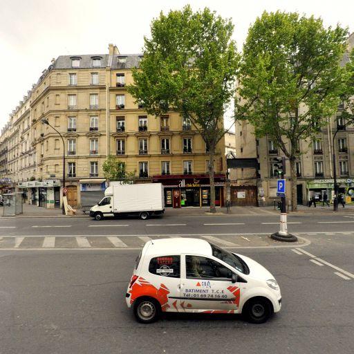 Pharmacie Européenne - Pharmacie - Paris