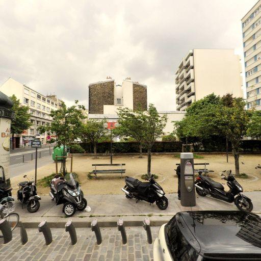 Petit Parc Impasse De La Chapelle - Parc et zone de jeu - Paris