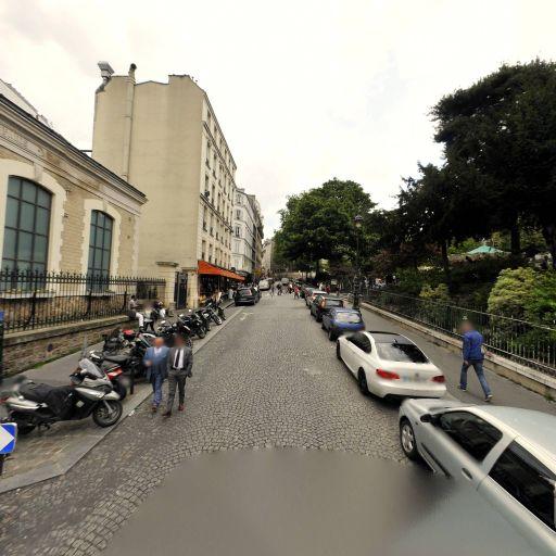 Square Willette - Parc et zone de jeu - Paris