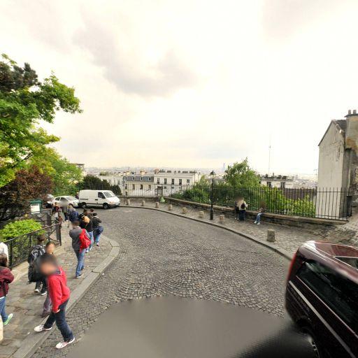Le Libre promeneur - Parc d'attractions et de loisirs - Paris
