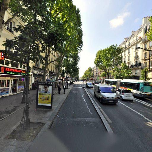 Maxivel Kader - Fabrication de vêtements - Paris