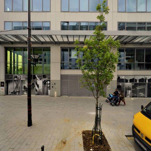 Jardins Rosa Luxembourg - Parc, jardin à visiter - Paris