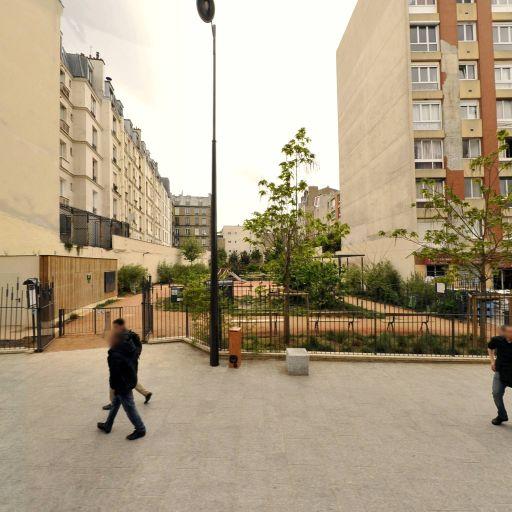Square Alain Bashung - Parc, jardin à visiter - Paris
