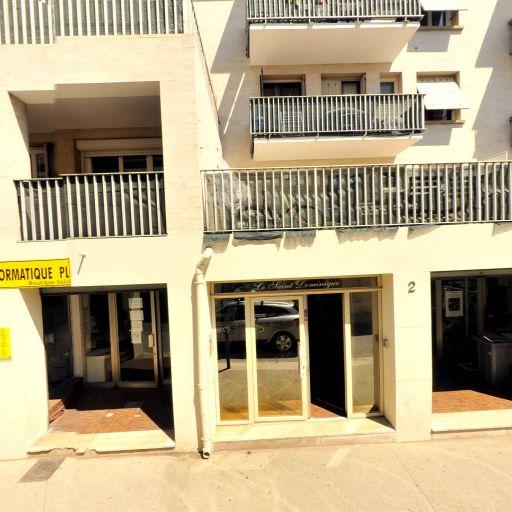 Informatique Plus - La Boutique - Dépannage informatique - Montpellier