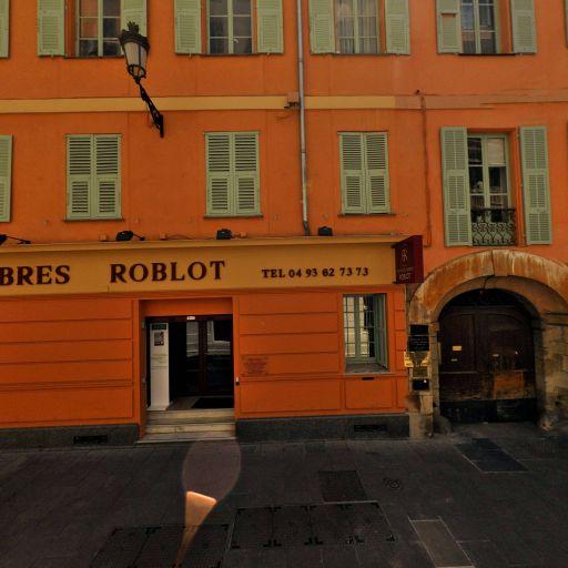 Maison Roblot - Pompes funèbres - Nice