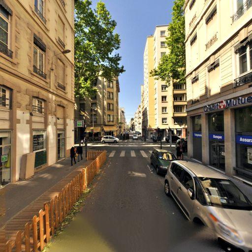 Lafayette - Masseur kinésithérapeute - Lyon