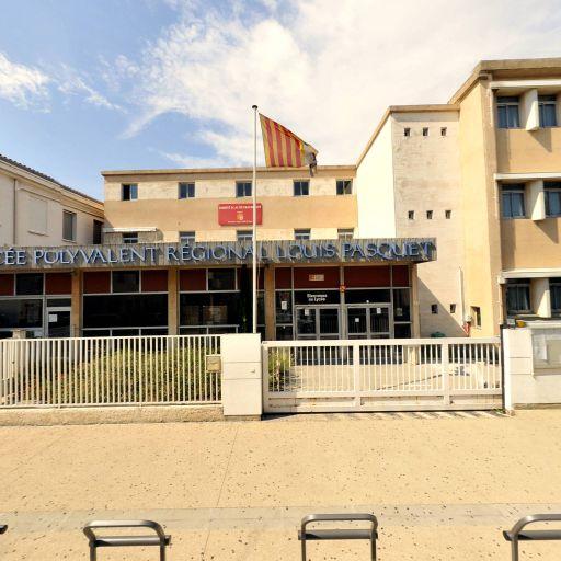 Lycée Louis Pasquet - Lycée - Arles
