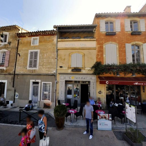 Hotel Spa Le Calendal - Restaurant - Arles