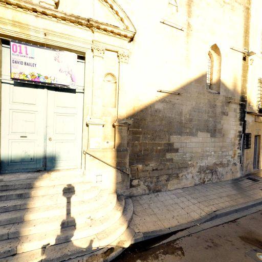 Église Sainte-Anne - Attraction touristique - Arles