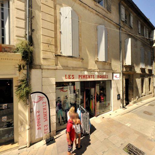 Hôtel Laugier de Montblanc - Attraction touristique - Arles