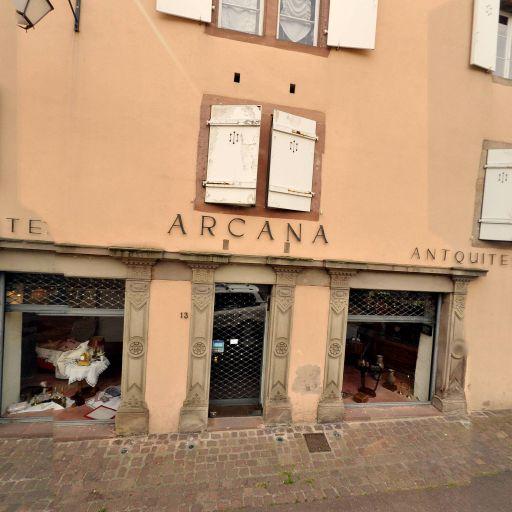 Arcana - Achat et vente d'antiquités - Colmar