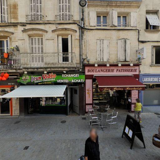 Aux Pains Fantaisies - Boulangerie pâtisserie - Niort