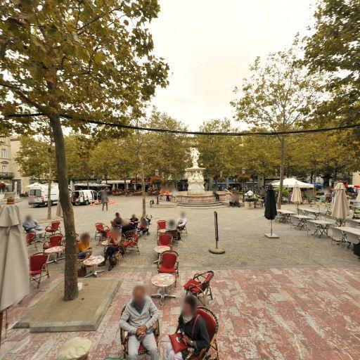 La ville basse - Attraction touristique - Carcassonne