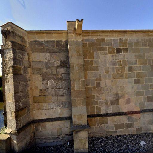 Chapelle Notre-Dame-de-Santé - Sites et circuits de tourisme - Carcassonne