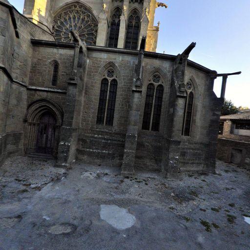 Tour St-Nazaire - Attraction touristique - Carcassonne