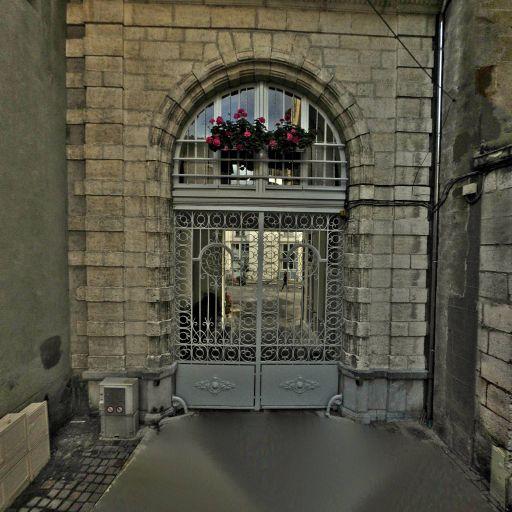 Hôtel de Gassion - Attraction touristique - Pau