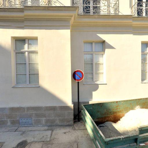 Hôtel d'Aux - Attraction touristique - Nantes