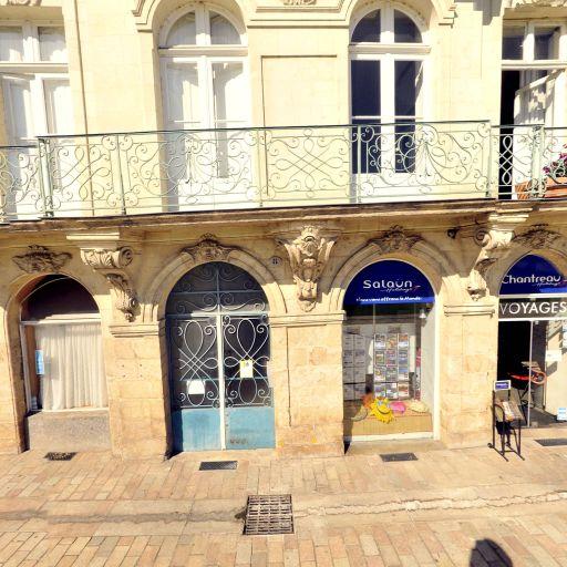 La Ligue des Gentlemen - Parc d'attractions et de loisirs - Nantes